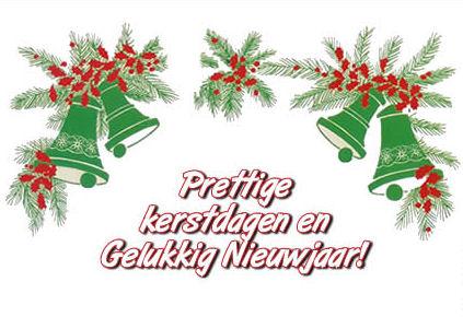Openingstijden bestuursgebouw tijdens feestdagen